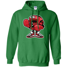 Load image into Gallery viewer, Boxing Champion Pullover Hoodie 8 oz.