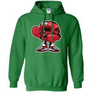 Boxing Champion Pullover Hoodie 8 oz.