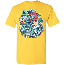 Load image into Gallery viewer, Smoking Hot Rod T-Shirt