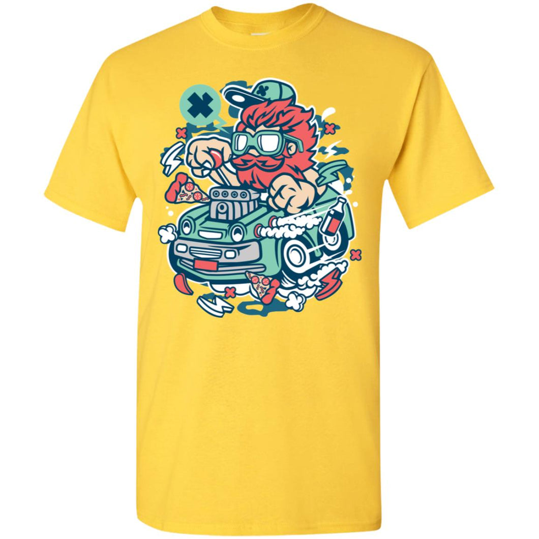 Smoking Hot Rod T-Shirt