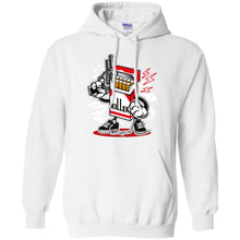 Load image into Gallery viewer, Cigarette Killer Pullover Hoodie 8 oz.