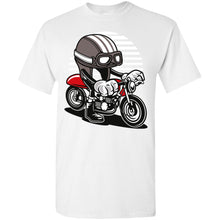Load image into Gallery viewer, Caferacer Helmet T-Shirt