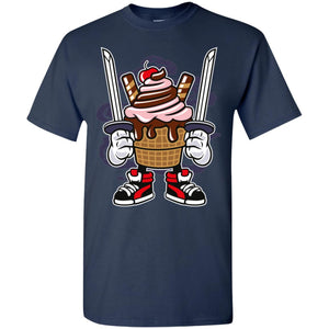 Ice Cream Ninja T-Shirt