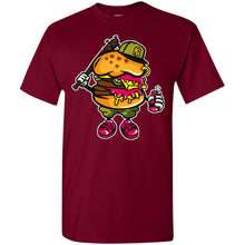 Load image into Gallery viewer, Burger Bastard T-Shirt