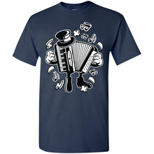 Load image into Gallery viewer, Accordion T-Shirt