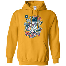 Load image into Gallery viewer, Coffee Bastard Pullover Hoodie 8 oz.