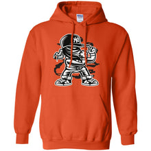 Load image into Gallery viewer, Fighter Pullover Hoodie 8 oz.
