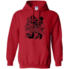 Load image into Gallery viewer, Classic Turntable Pullover Hoodie 8 oz.
