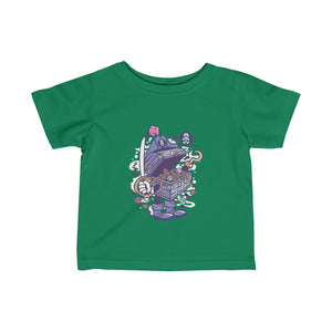 Pirate's Treasure Infant Jersey Tee