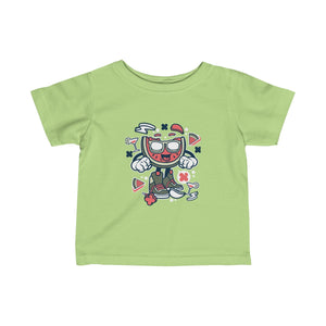Watermelon Infant Jersey Tee