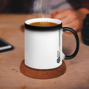 TeamSpeak Magic Health Mug