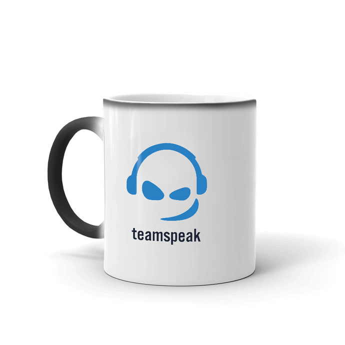 TeamSpeak Magic Mug