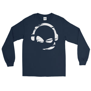 """Weathered"" - Long Sleeve T-Shirt"