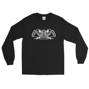"""In Stereo"" - Long Sleeve T-Shirt"