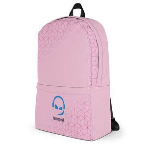 TeamSpeak Backpack - Pink