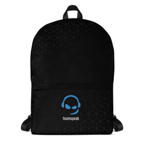 TeamSpeak Backpack - Black