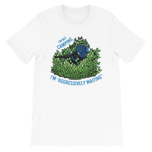 Camping - Short-Sleeve Unisex T-Shirt