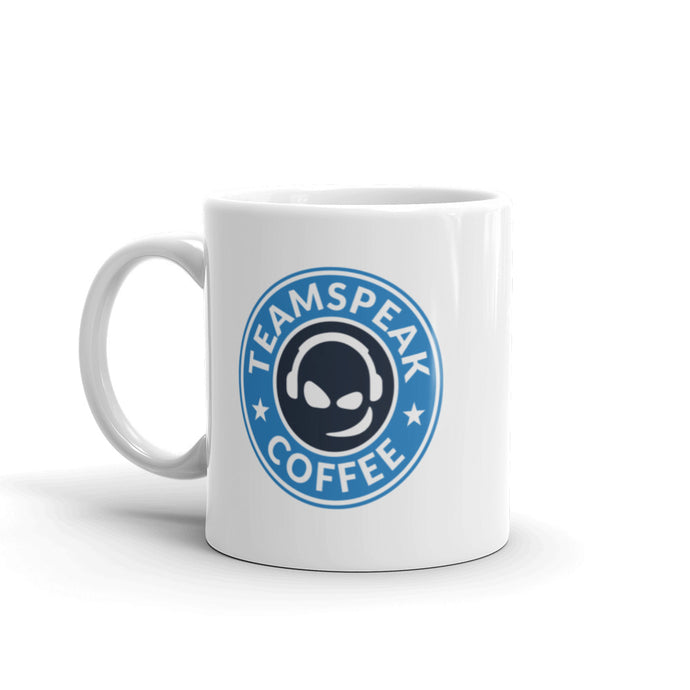 TeamSpeak Coffee Mug