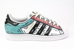 Adidas Superstar Cartoons