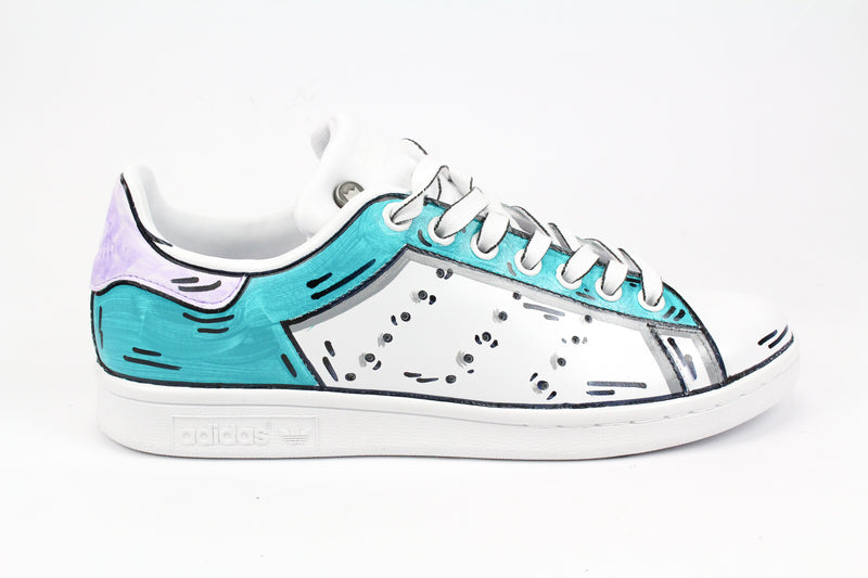Adidas Stan Smith Cartoons