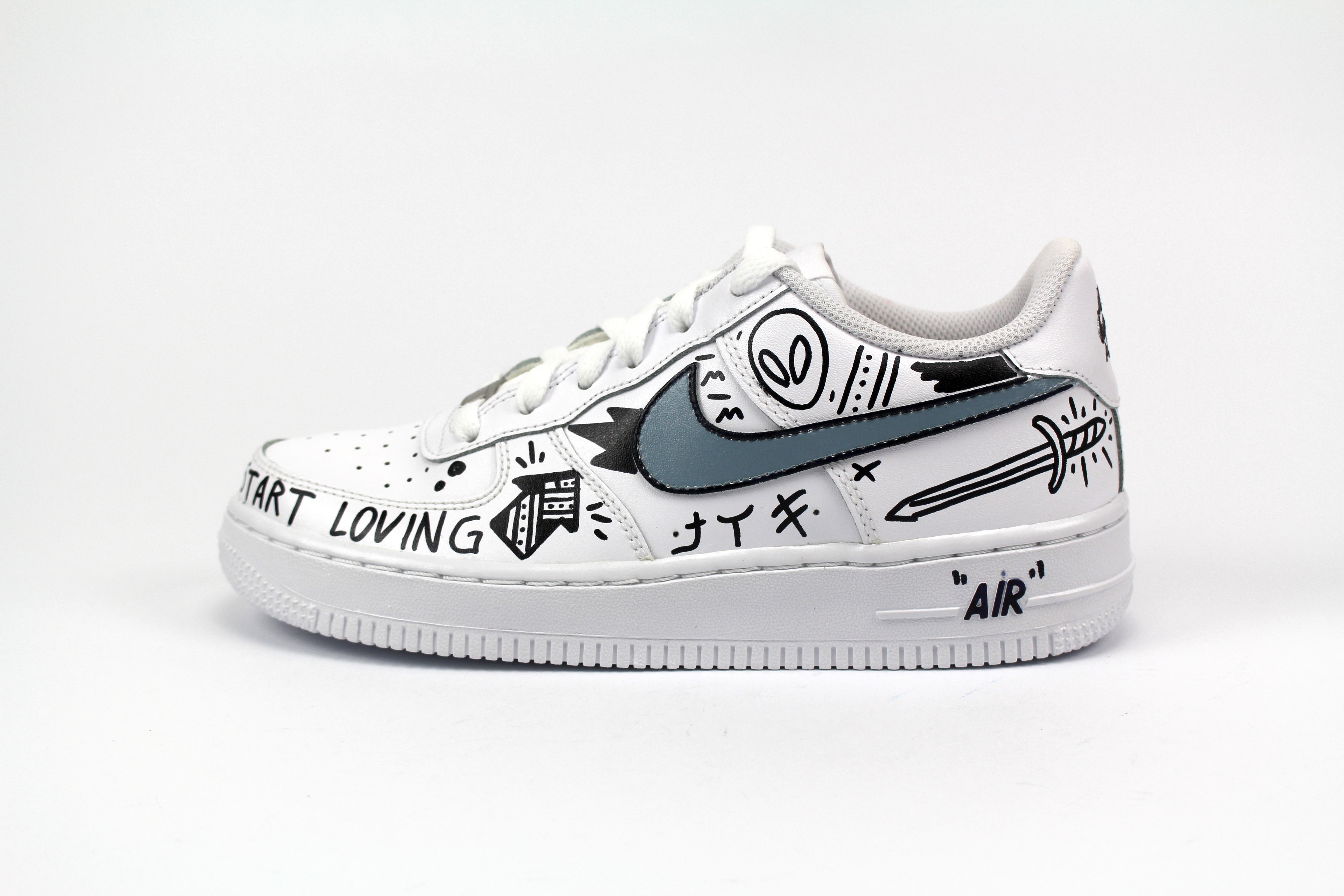 Nike AF1 personalizzate