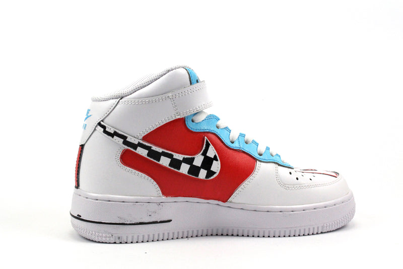 Nike Air Force 1 Mid '07 Race