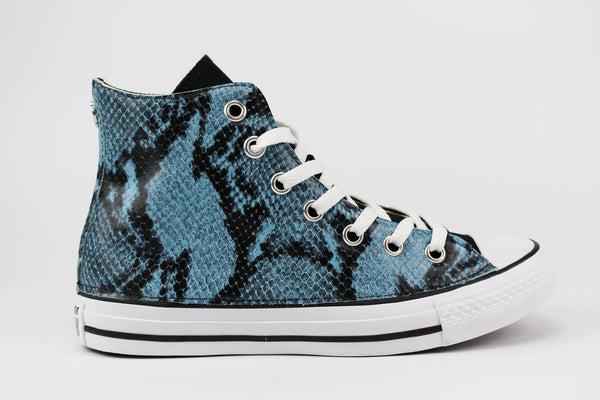 Converse All Star Pitone Azzurro