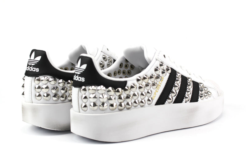 Adidas Superstar Bold Personalizzate Total Borchie