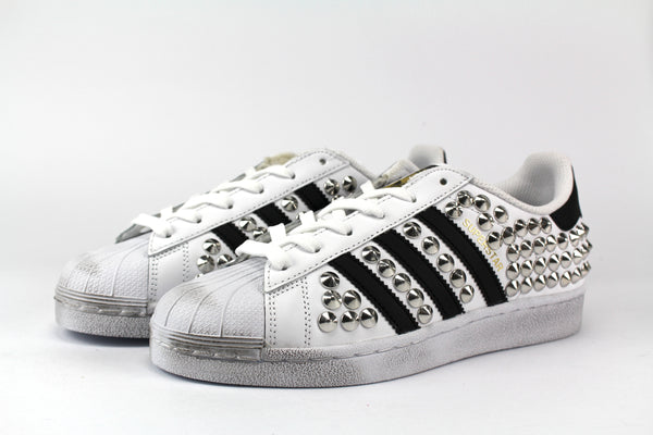 Adidas Superstar Total Borchie Personalizzata