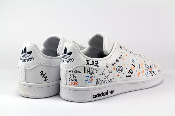 Adidas Stan Smith Personalizzata Vogue