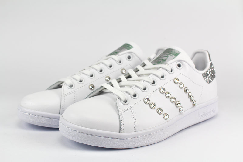 Adidas Stan Smith Strass & Silver Glitter