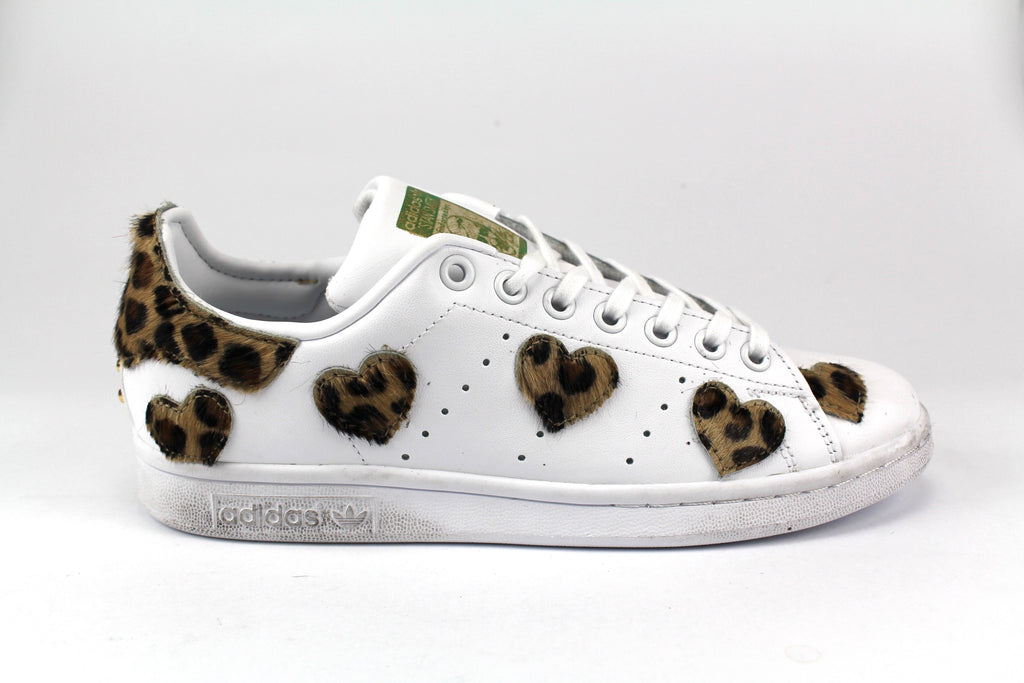 adidas stan smith animalier