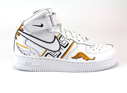 Nike Air Force 1 Mid '07 Personalizzate Baroque