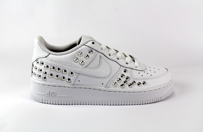 Nike Air Force 1 '07 Personalizzate Borchie