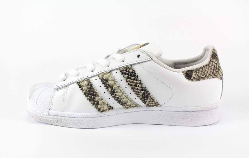 Adidas Superstar Pitone