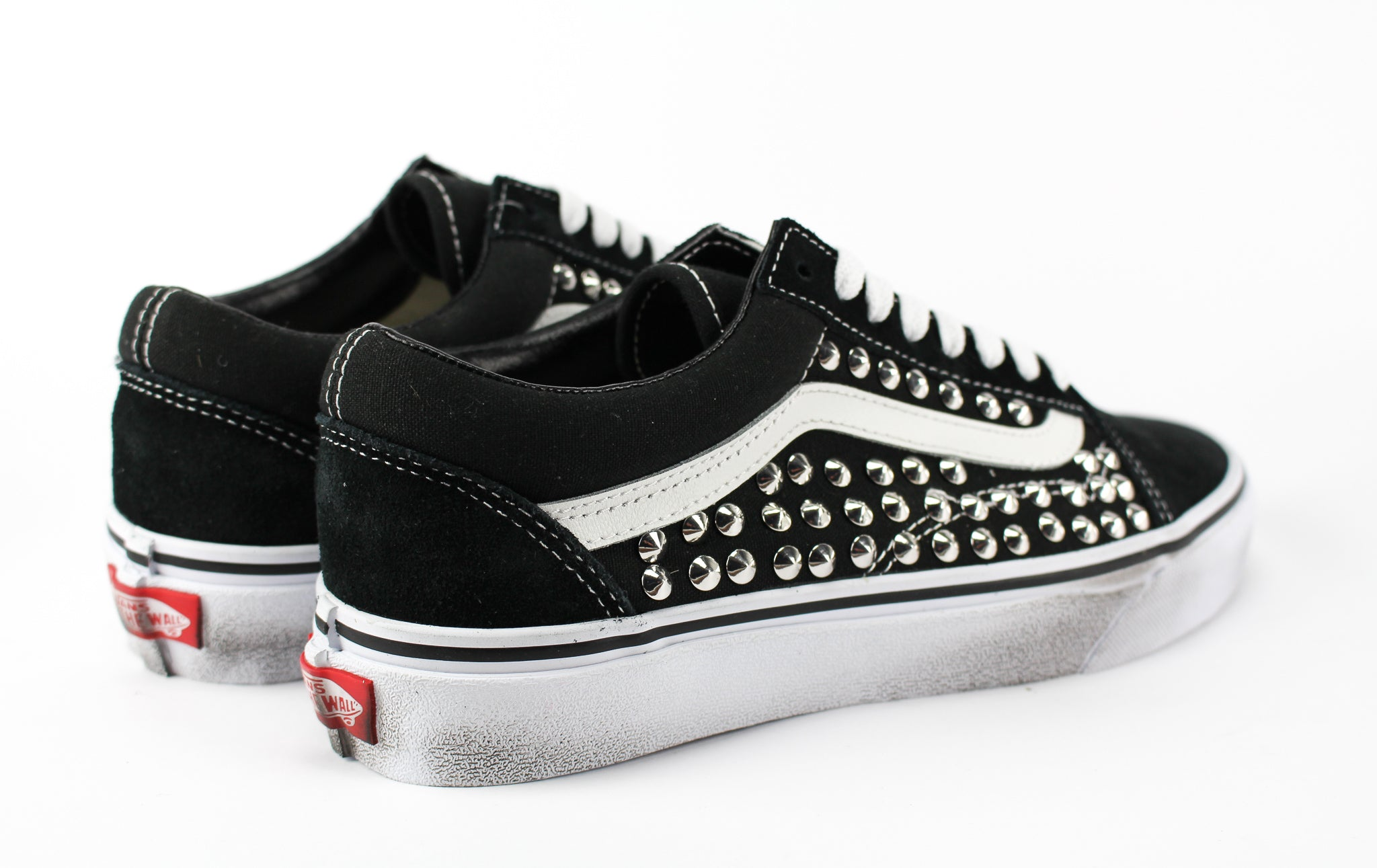Vans Old Skool Personalizzate Total Borchie