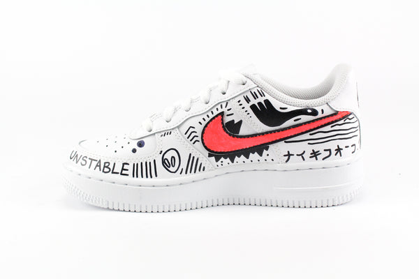 Nike Air Force 1 '07 Fluo Eye & Sword