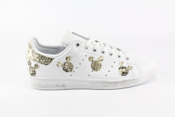 Adidas Stan Smith Topolini Pitone