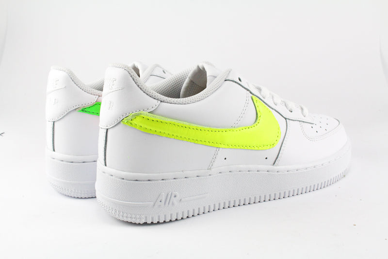 air force 1 donna fluo
