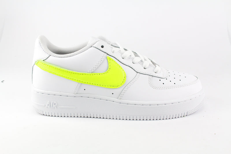 air force 1 uomo gialle fluo