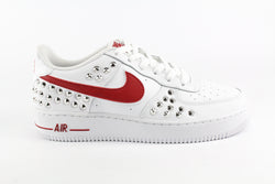 Nike Air Force 1 '07 Red & Borchie