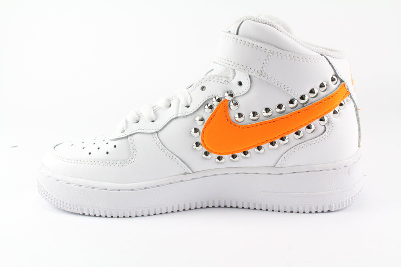 Nike Air Force 1 '07 Personalizzate Borchie – Ballo Da Sola