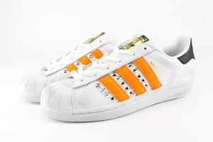 Adidas Superstar Fluo & Borchie
