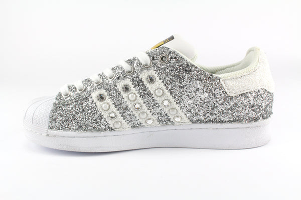 Adidas Superstar Total Glitter & Strass