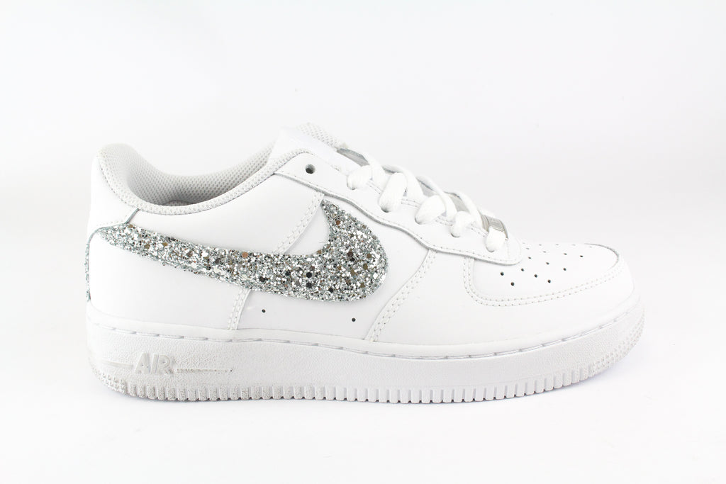 air force 1 donna glitter