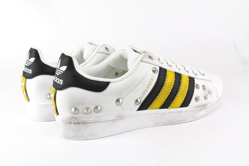 Adidas Superstar Senape & Borchie