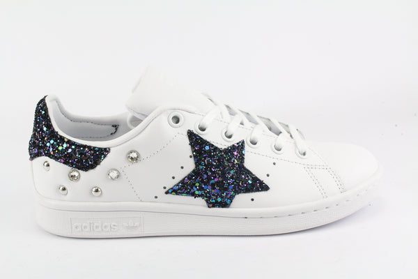 Adidas Stan Smith Stella Black Iris & Strass