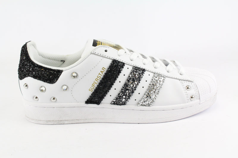 Adidas Superstar Glitter & Strass