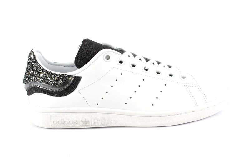 Adidas Stan Smith Multi Glitter & Pelle Laminata