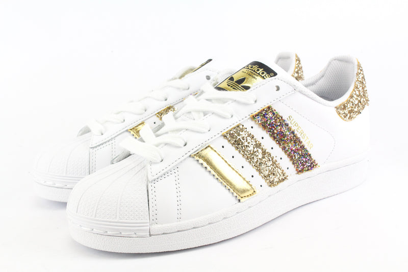 Adidas Superstar Multi Gold